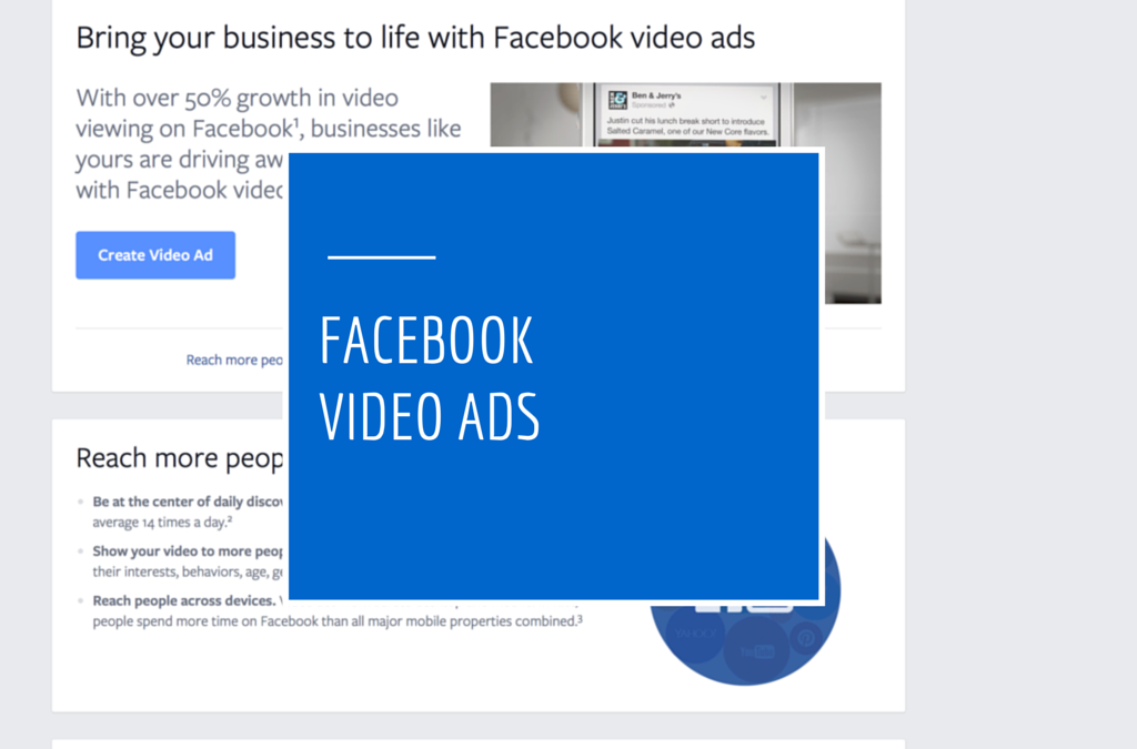 What Is Your Reason for Video Facebook Ads?